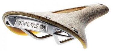 Brooks England Cambium C17 S Carved Beige