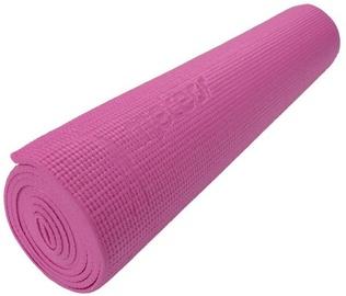 Meteor Yoga Mat 180x60x0.5cm Pink