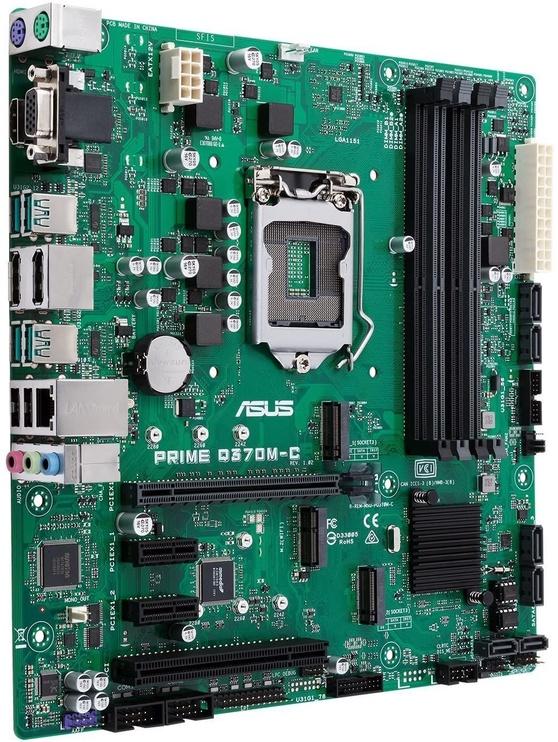 Mātesplate Asus Prime Q370M-C/CSM