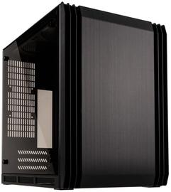 Lian Li PC-Q39GWX Mini-ITX Tempered Glas Black