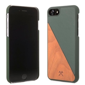 Woodcessories EcoSplit Back Case For Apple iPhone 6/6s Cherry Green