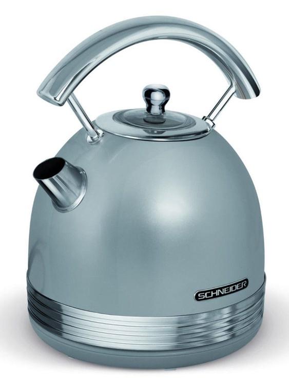 Электрический чайник Schneider SCKE17S Silver