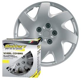 "Bottari Chicago Wheel Covers 4pcs 13"""