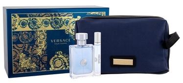 Versace Pour Homme 100ml EDT + 10ml EDT + Bag
