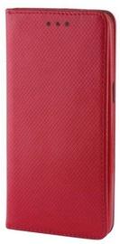 GreenGo Smart Magnet Book Case For Xiaomi Redmi 4A Red