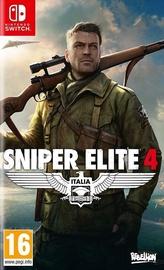 Sniper Elite 4: Italia SWITCH