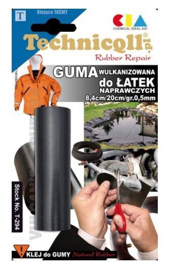 Gumija Technicqll, 0.5 ml