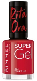 Rimmel London Supergel Red Instinct By Rita Ora 8ml 001