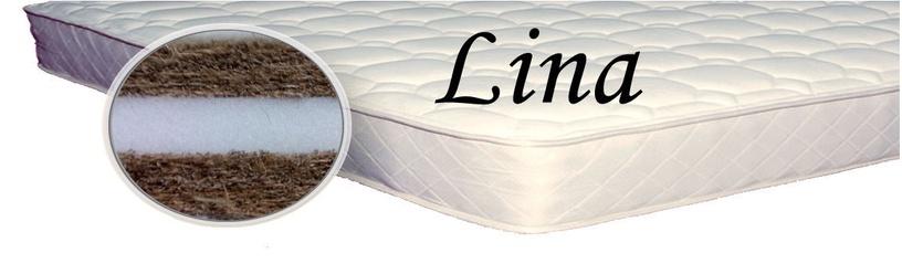 Matracis SPS+ Lina, 200x200x7 cm