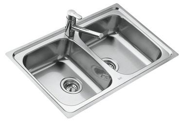 Teka Universo Kitchen Sink 2C MTX