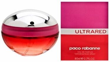 Parfüümvesi Paco Rabanne Ultrared Women 80ml EDP
