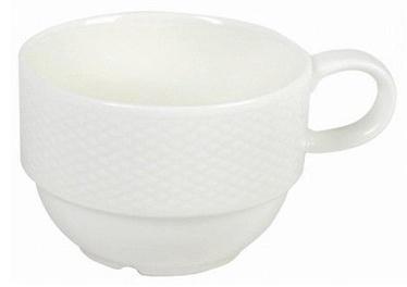 Quality Ceramic Impress Coffee Cup 25cl