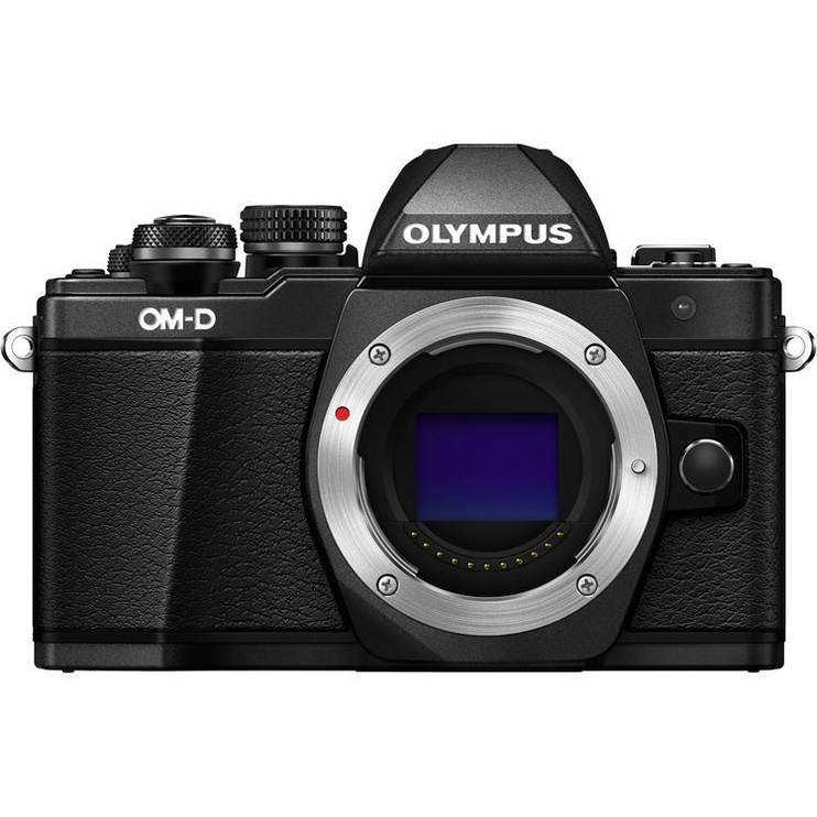 Olympus OM-D E-M10 Mark II Black + Olympus M.Zuiko Digital ED 14-42mm F3.5-5.6 II R