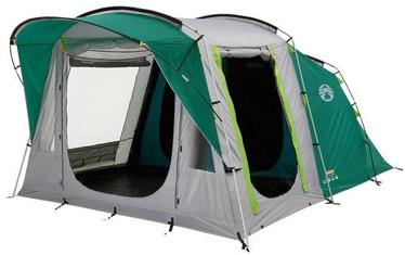 Četrvietīga telts Coleman Oak Canyon, zaļa/pelēka