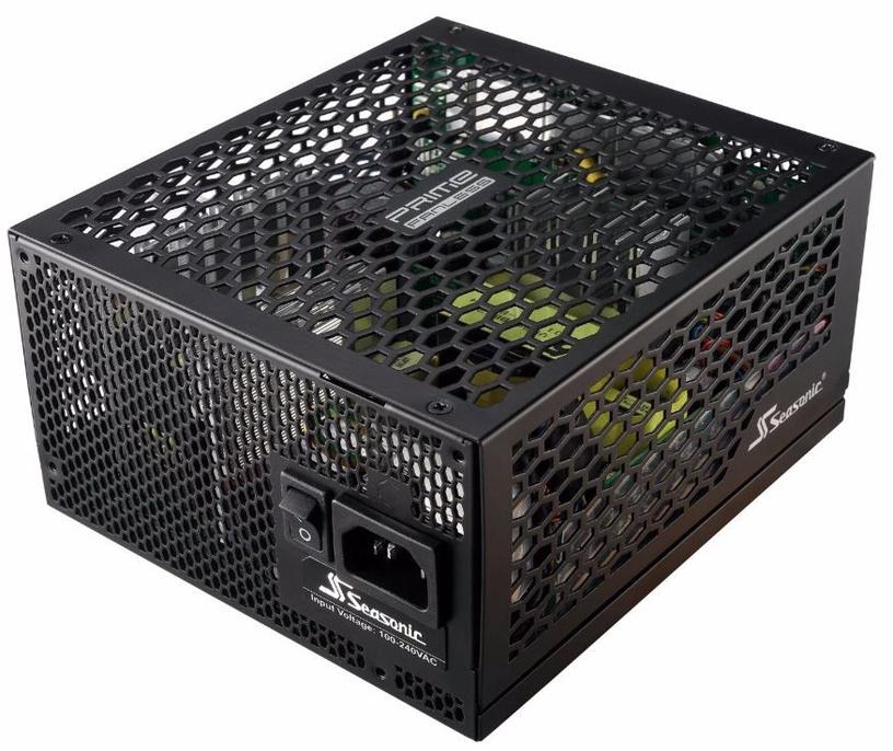 Seasonic Power Supply PSU 600W 80 Plus Titanium