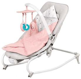 Šūpoles KinderKraft Felio Pink