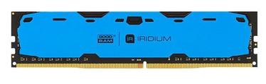 Operatīvā atmiņa (RAM) Goodram IRIDIUM Blue IR-B2400D464L17/16G DDR4 16 GB