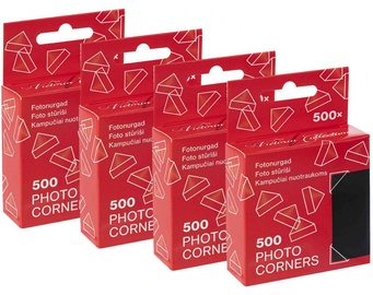 Victoria Collection Photo Corners 500pcs x4