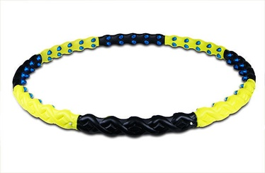 Hertz Semper 3 Magnetic Hula Hoop 110cm Black/Yellow