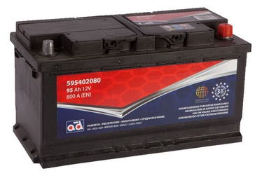 AD Baltic 595402080 Starter Battery 95Ah