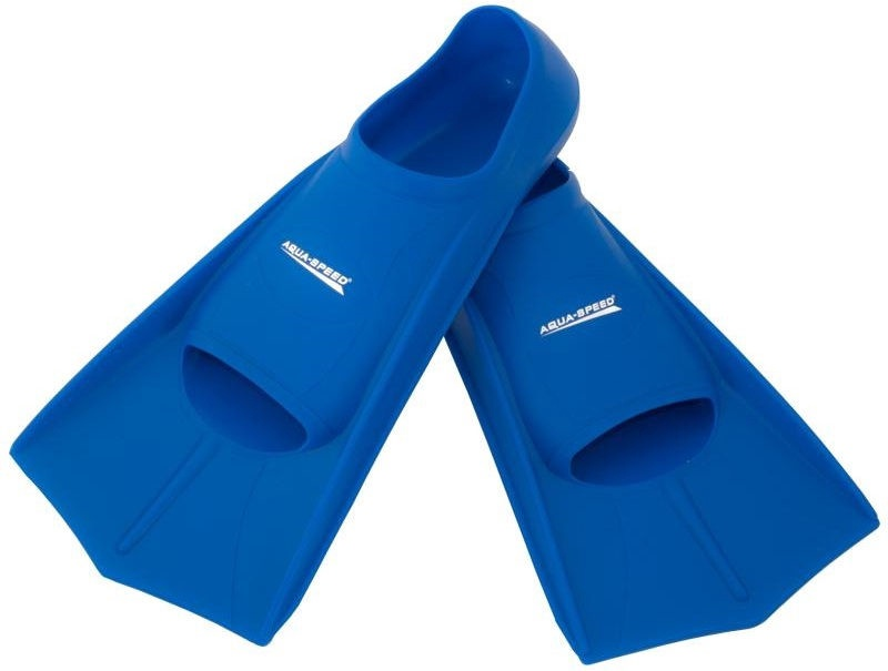 Pleznas Aqua Speed Training Fins 11 Blue 33/34