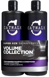 Tigi Catwalk Volume Collection Duo Kit Shampoo & Conditioner 2 x 750ml