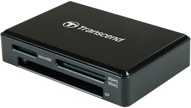 Transcend RDF8K2 Card Reader Black