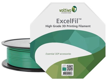 Voltivo ABS Filament Cartridge 1.75 mm Green