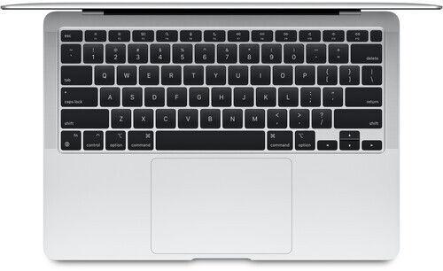 Ноутбук Apple MacBook Air Retina / M1 / ENG / Silver, 8 GB, 512 GB, 13.3 ″