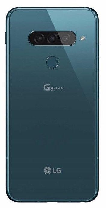 LG G8S ThinQ 6/128GB Dual Mirror Teal