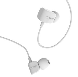 Ausinės Remax RM-502 Comfort Shape Headset Mic/Answer Call White