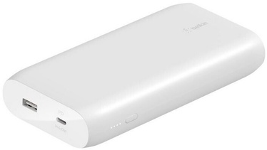 Belkin 20000mAh Power Delivery Bank White