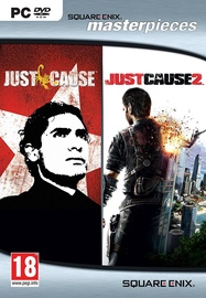 Just Cause Collection: 1 And 2 PC