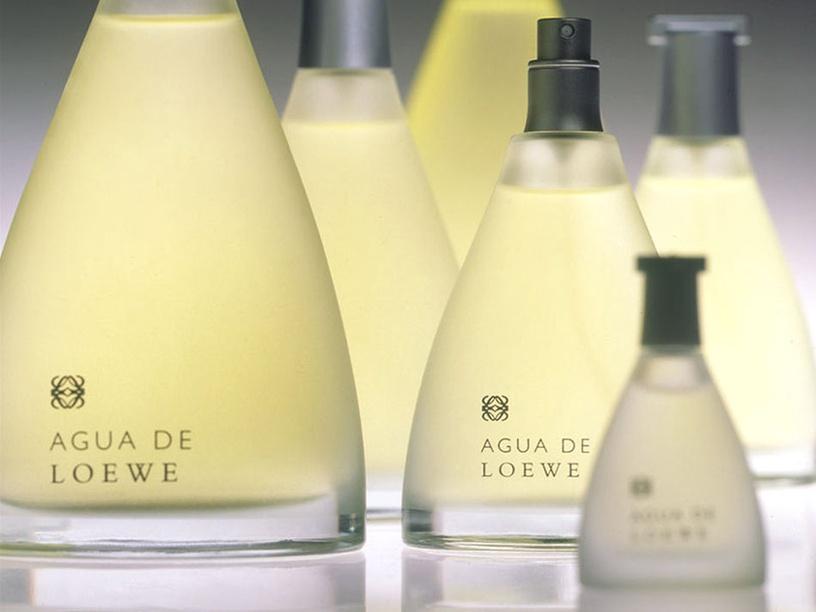Loewe Agua de Loewe 100ml EDT Unisex + 50ml Body Lotion + 20ml EDT