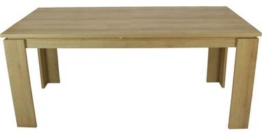 Обеденный стол Top E Shop Bella, дубовый, 1800x900x775мм