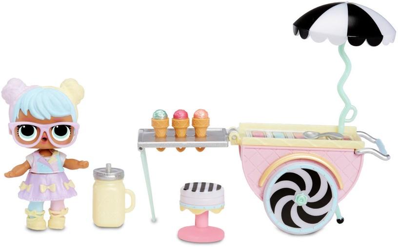 Rotaļlietu figūriņa MGA L.O.L. Surprise Furniture With Doll