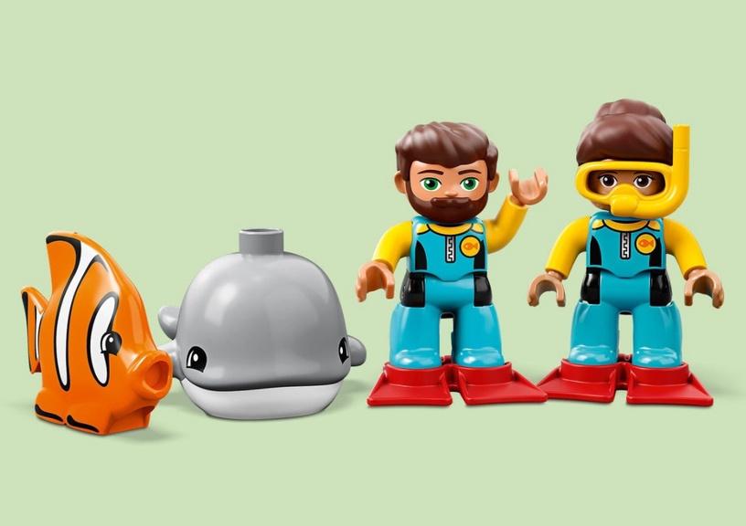 Конструктор LEGO® Town 10910 Путешествие субмарины