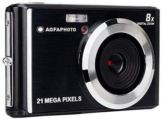 AgfaPhoto DC5200 Digital Camera Black