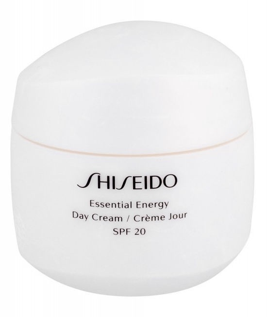 Shiseido Essential Energy Moisturizing Day Cream SPF20 50ml