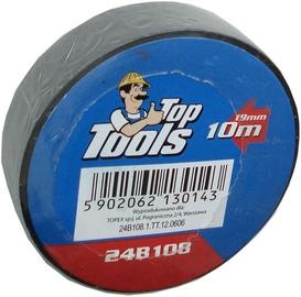 Top Tools 24B108 Insulating Tape 19mm x 10m Black