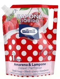 Mil Mil Liquid Soap Black Cherries & Raspberries 1000ml