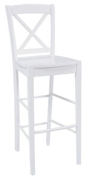 Барный стул Signal Meble CD-964 White, 1 шт.