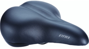 BBB Cycling BaseShape Saddle BSD-26 Black