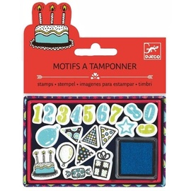Djeco Small Stamps Birthday DJ09789
