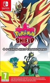 Pokemon Shield + Expansion Pass SWITCH