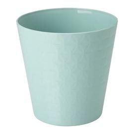 Form Plastic Flower Pot Diamond Orchid Ø13cm 3780-067 Green