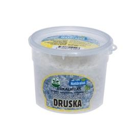 Juodosios jūros druska su eukaliptų eteriniu aliejumi Mėta, 350 g
