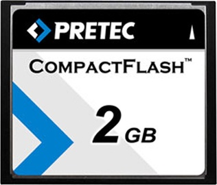 Pretec i-tec 2GB Compact Flash 40x