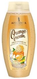 Afrodita Shower Gel Orange Cream 250ml