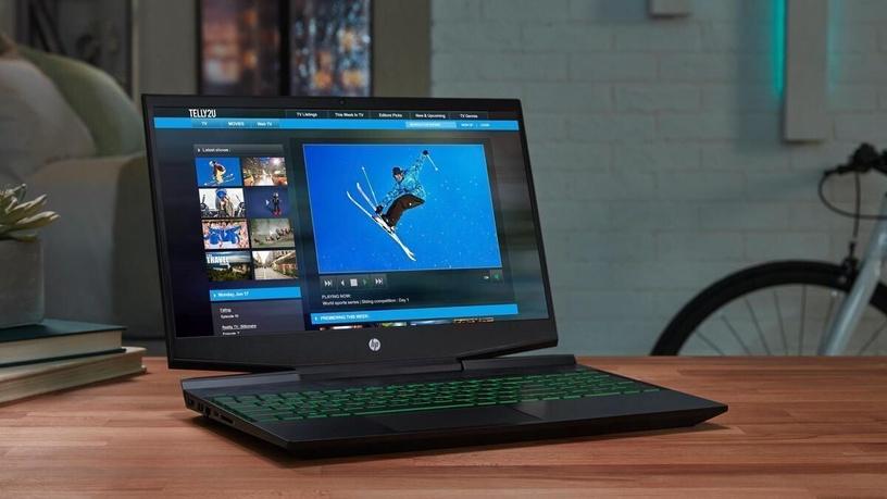 Ноутбук HP Pavilion Gaming 15-ec1040nw 25Q36EA PL AMD Ryzen 5, 8GB/512GB, 15.6″